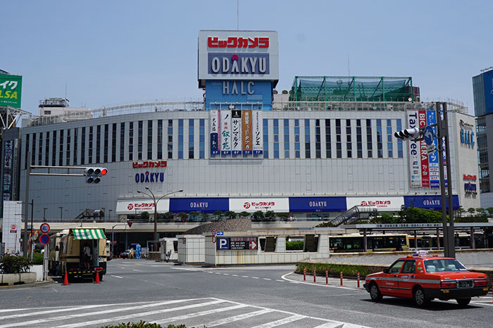 ビックカメラ 新宿西口店