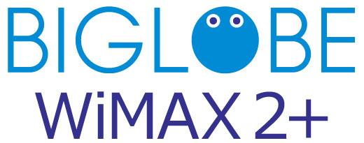 BIGLOBE WiMAX ロゴ