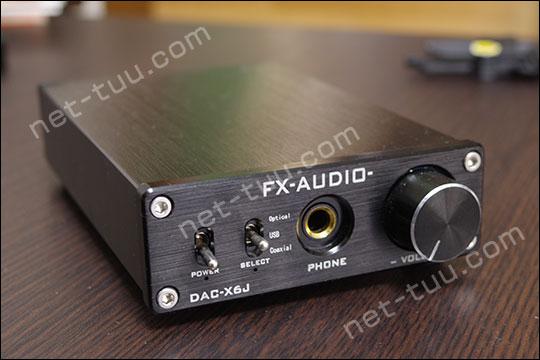 FX-AUDIO DAC-X6J