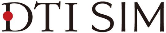 DTI SIM ロゴ