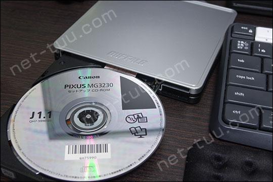 MG3230 セットアップCD-ROM