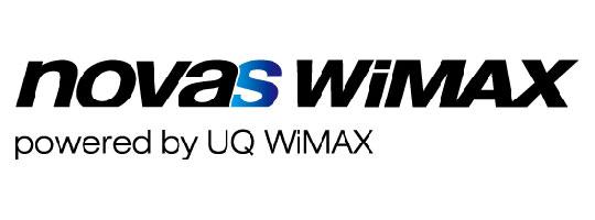 novas WiMAX ロゴ