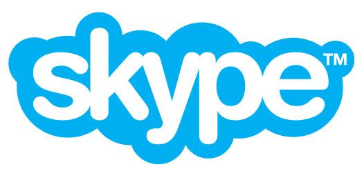 Skype ロゴ