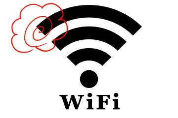 Wi-Fi イラスト