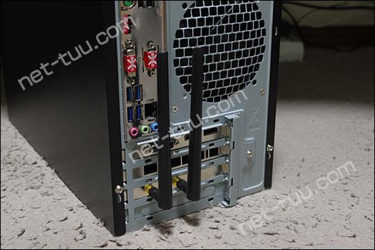 無線LANカード アンテナ