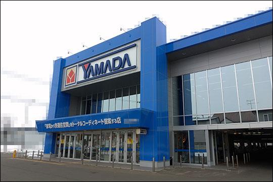 2020年3月16日に訪れたヤマダ電機の店舗